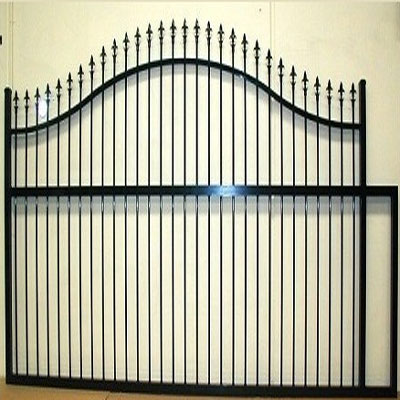 Sliding Fence Gate