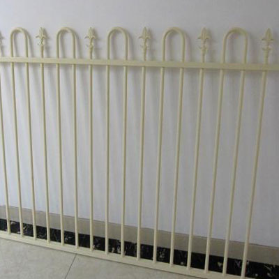 Loop And Spear Top Fence