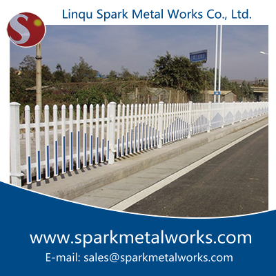 Cuba Wrought Iron Fence, Steel Fence China Supplier