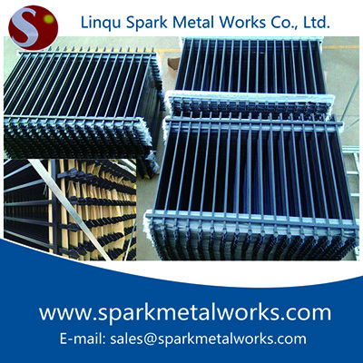 metal fence panels